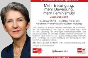 4. Barbara Prammer Symposium